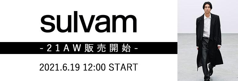 サルバム21AW販売開始